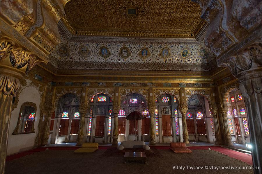 Decoration in fort, Jodhpur, India