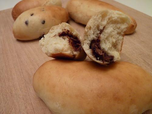 Petits pains au lait 02