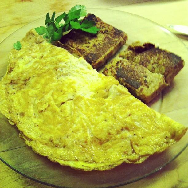 Omelette a la Gregoire