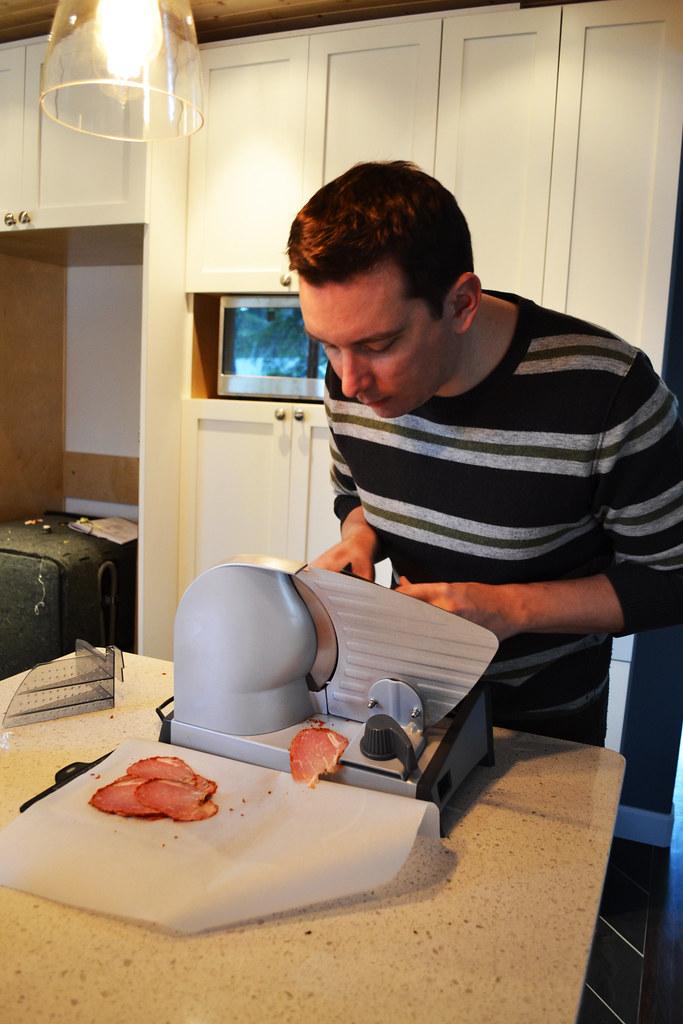 Meat Slicer Ciavarro