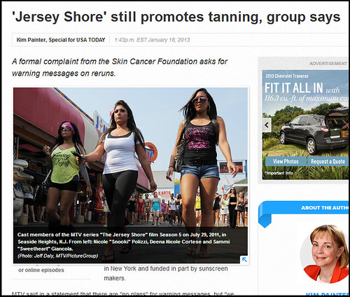 Dr. Joel Schlessinger supports complaint against Jersey Shore TV show
