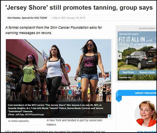 Dr. Joel Schlessinger supports complaint against Jersey Shore TV show