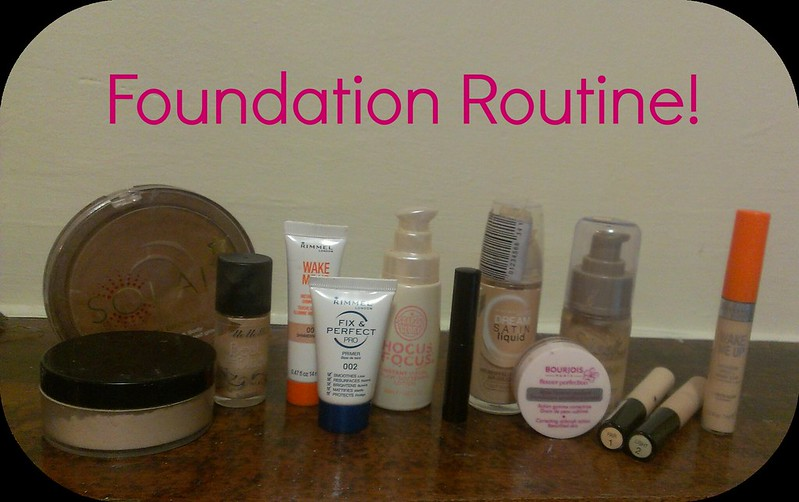 foundy routine