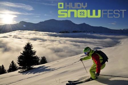 SNOWfest 2013 – prašanová pohádka!