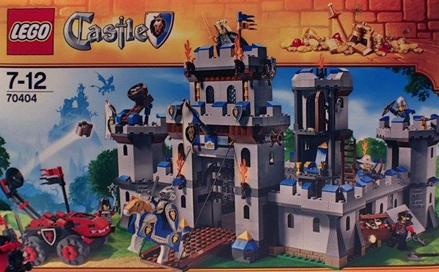 LEGO Castle 70404 - King's Castle