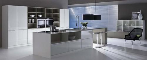 Dise o de cocinas modernas arkigrafico for Lo mas moderno en cocinas integrales