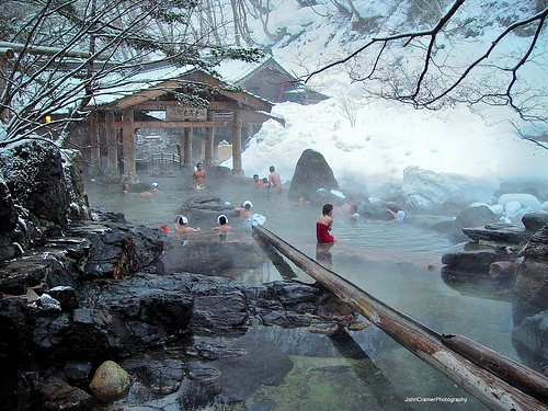 winter people white snow water japan stone river japanese bath asia candid towel openairbath onsen bathing hotspring spa minakami hotsprings gunma stonelantern 温泉 takaragawa 露天風呂 水上 rotenburo konyoku 混浴 宝川 osenkaku 汪泉閣 mixedbath