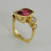 Regina's Birthday Ring / 3 by Scott Schreiber Jewelry Design