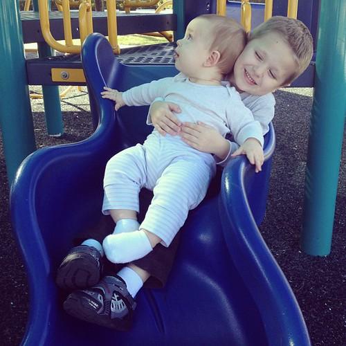 Swirly slide! #park #fun #igersftl #southflorida