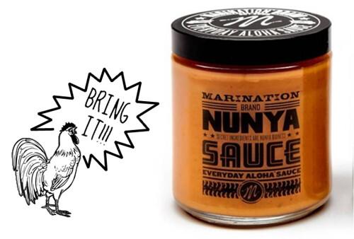 Nunya Sauce