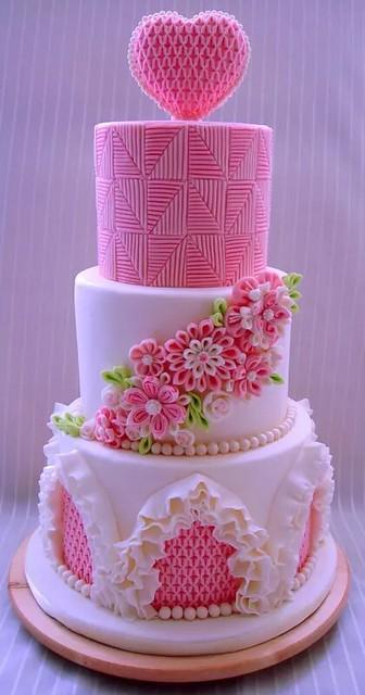 Wedding Cake by Nadia