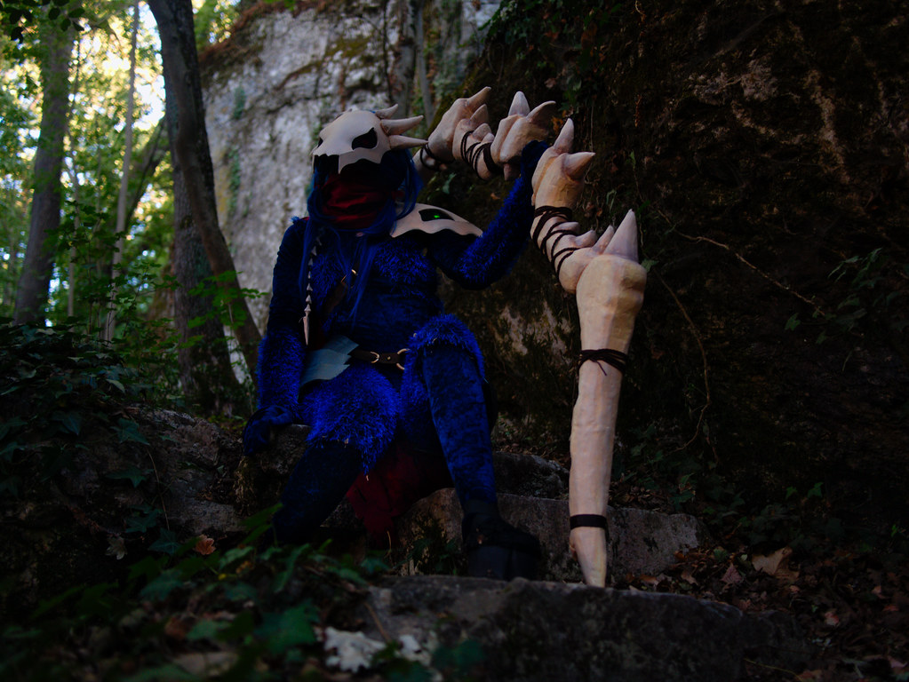 related image - Shooting Kindred - League of Legends - Bords de la Luynes - Gardanne - 2016-08-21- P1540185