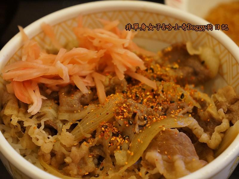 Sukiya日本牛丼咖哩飯18