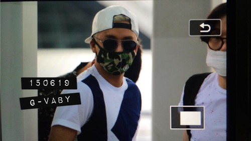 Big Bang - Incheon Airport - 19jun2015 - G_Vaby - 04