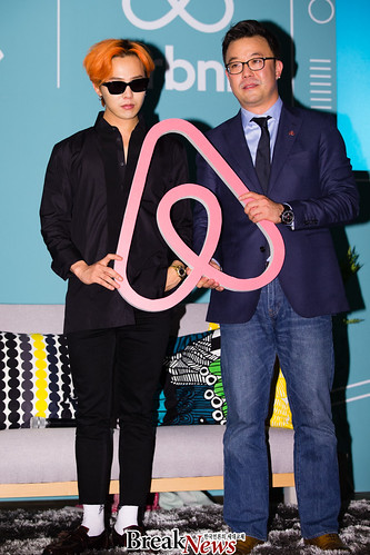 G-Dragon - Airbnb x G-Dragon - 20aug2015 - Breaknews - 01