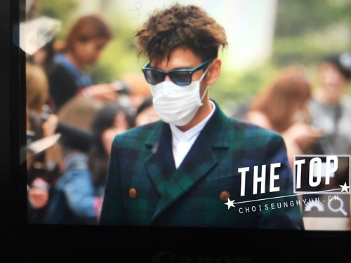 Big Bang - KBS Music Bank - 15may2015 - TOP - The TOP - 02
