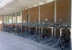 Subway Bike Parking