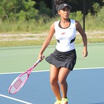 WHS Ladies Tennis vs SPHS 9-15-2016