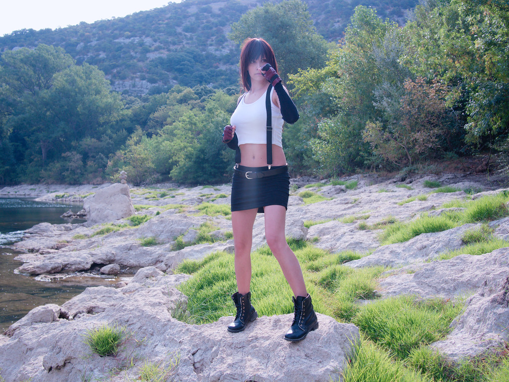 related image - Shooting Tifa Lockhart - Final Fantasy - Gorges de l'Hérault - 2016-08-17- P1520559
