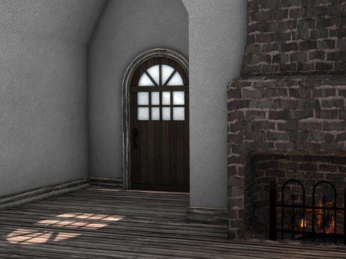 Trompe Loeil - My Door to Narnia