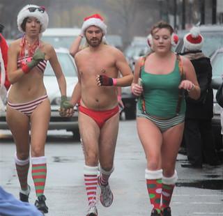 boston santa speedo run 2012 8