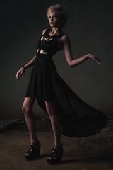 [フリー画像素材] 人物, 女性, 女性 - ショートヘア ID:201212141800
