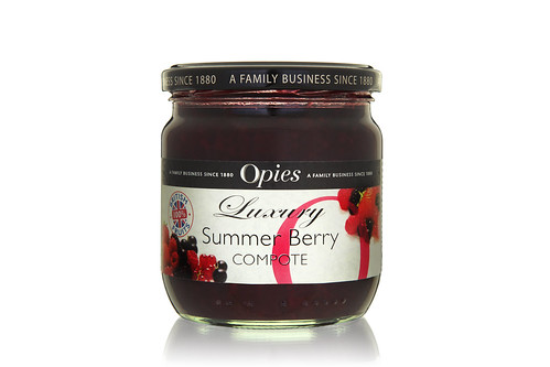 Opies - summer berry compote