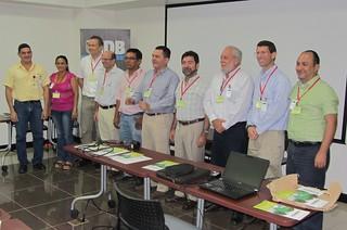 Techno-Links Grant Recipients (Nicaragua)