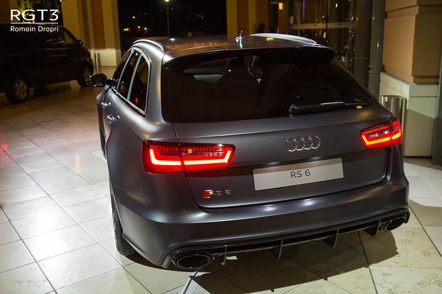 Audi RS6 (2013)
