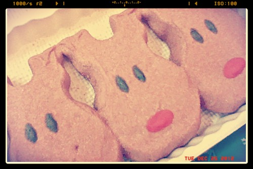 Chocolate Raindeer Peeps!