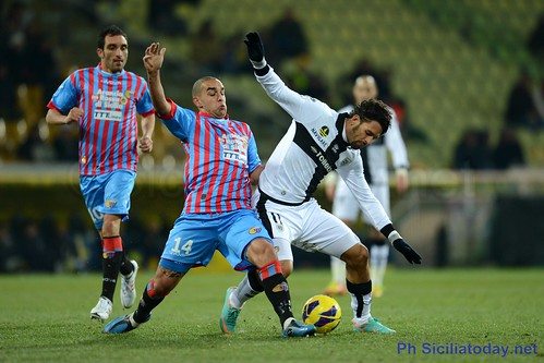 Parma-Catania (4-5): pagelle$