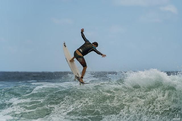 Surfing Burleigh #10