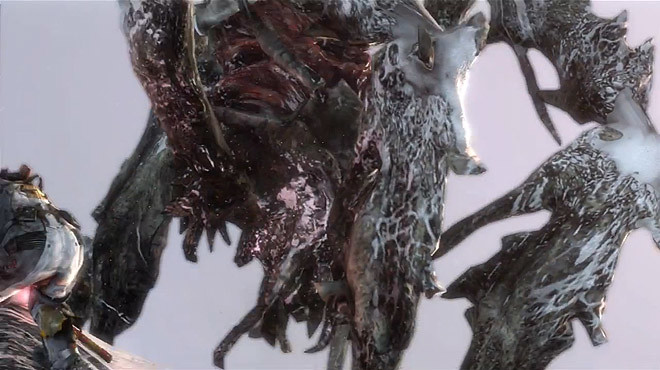 I can't even tell what Dead Space 3's monsters are anymore Dead Space 3 Monsters