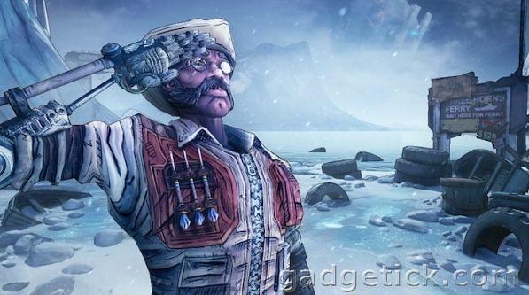 DLC для Borderlands 2