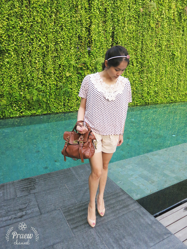 Style Me: Relaxing day at Pillar 137 Hotel