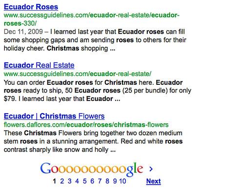 Ecuador-rose Ranking