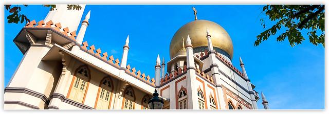 蘇丹回教堂 (Sultan Mosque)