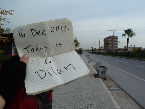 Today is for Dilan by mattkrause1969