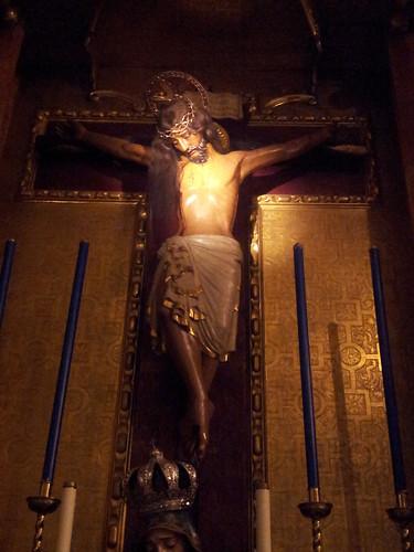 Cristo de San Agustin