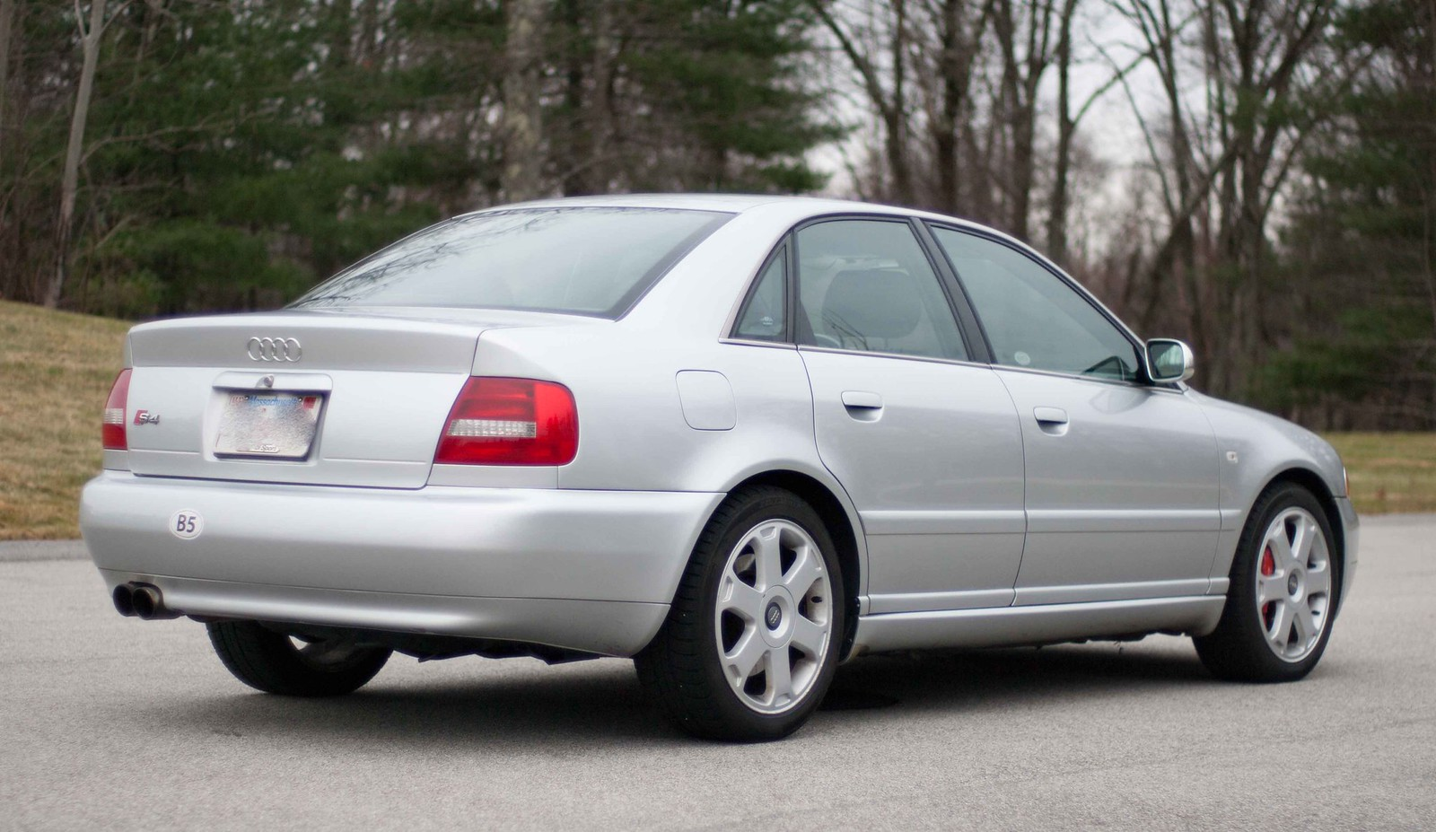 Quattroworld Com Forums  Sold  Original Owner 2001 Audi S4 Silver 6 Speed  95k Miles