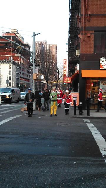 elf corner