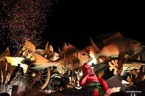 Los Reyes parades, Tenerife