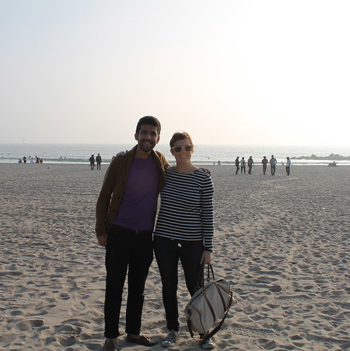 Me and Kabir, Venice Beach