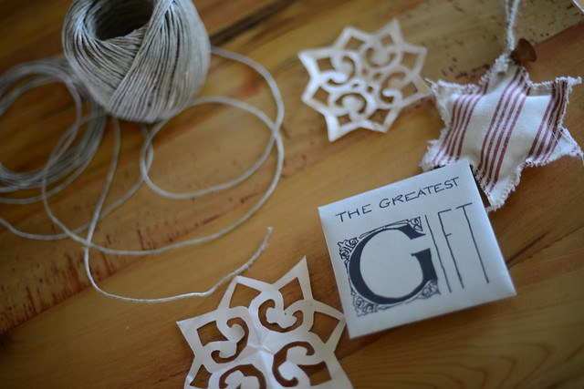 'Jesus is the Greatest Gift' Christmas Gifts for Neighbors: Free Printable