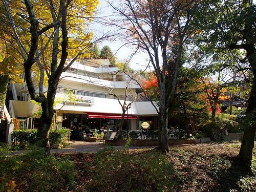 2012関西(秋) - 京都 - Cafe Terrazza (1)
