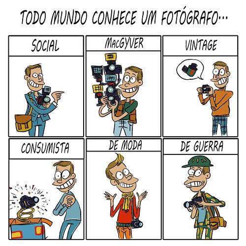 todo mundo tem um amigo fotógrafo by Saulo Cruz