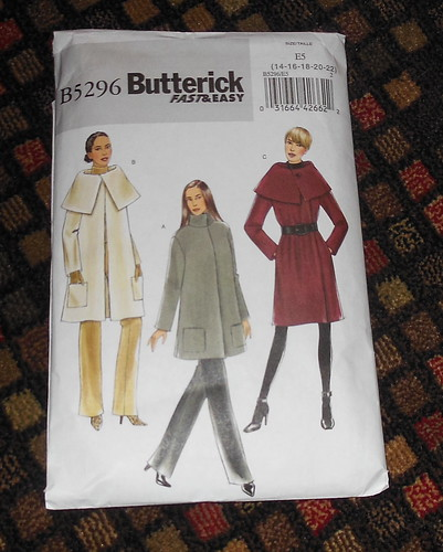 Butterick 5296 by becky b.'s sew & tell