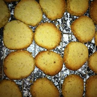 Swedish Cardamom Christmas Cookies