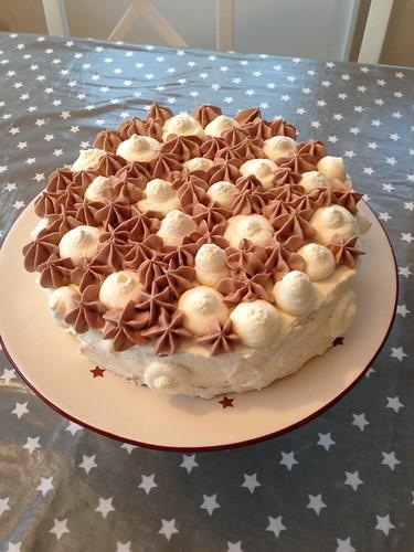 Per's birthday cake
