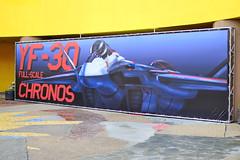 実物大 YF-30 CHRONOS